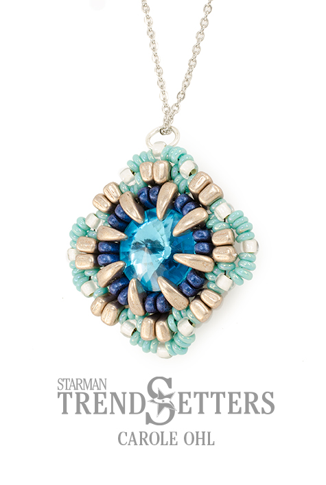 Pauline Pendant TrendSetters Holiday Workshop 2017