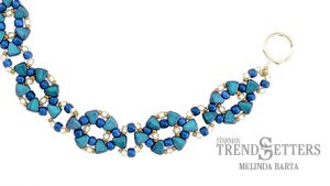 Keystones Bracelet TrendSetters Holiday Workshop 2017