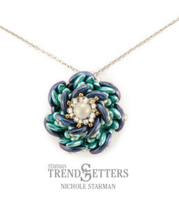 Datura Pendant TrendSetters Holiday Workshop 2017