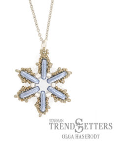 Ice Crystals TrendSetters Holiday Workshop 2017