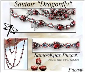 Samos Par Puca Patterns Archives Bead Passion Studio